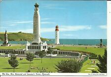 The Hoe , War Memorial and Smeaton's Tower , Plymouth