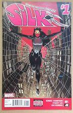 Silk 1 2 3 4 run lot sets all 1st prints Spiderman Spider Verse Black Cat