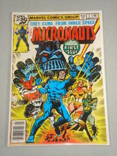 MICRONAUTS #1 VOL 1 MARVEL COMICS JANUARY 1979