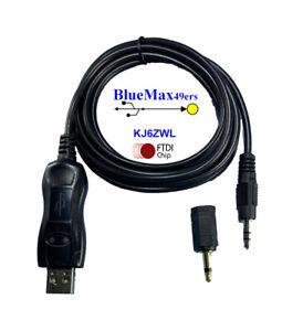 RadioShack GRE Whistler FTDI Chipset USB Scanner Programming Cable 20-546