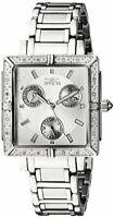 Invicta Womens Angel Swiss Quartz Stainless Steel Dress Watch,