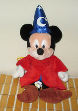 "Disney Wizard Mickey 12"" Plush Doll"