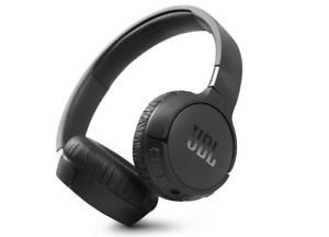 JBL Tune 660NC Wireless Noise Cancelling Headphones - Black
