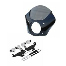 Gauntlet Fairing W/ Bracket Mounting Kit Fit Harley Dyna Super Glide Low Rider