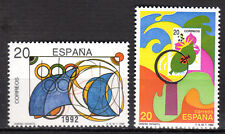 Spain - 1989 Childrens drawings - Mi. 2867-68 MNH