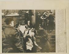 États-Unis, New Haven, Yale University Vintage silver print Tirage argentique