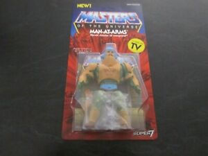 MASTERS OF THE UNIVERSE Super7 Man-At-Arms 5 1/2 Inch Figure