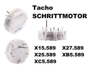 Tacho Schrittmotor Stepper BMW 3er E46 Zeiger X15.589 X27.589 X25.589 XB5.589