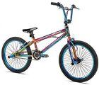 20 in. Kent Fantasy BMX Pro Bike Freestyle Boys Girls Bicycle Steel Frame NEW
