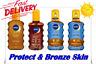 Nivea Sun Protect & Bronze Spray Oil SPF 6 / 20 / 30 Bronzing Skin Tan 200 ml