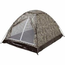 Maxam Camo 4 Person Tent Digital Camouflage Hunting Camping Blind w/ Storage Bag