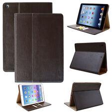 """Premium Cover Apple iPad Air 1 9,7 """" Custodia protettiva Borsa in pelle"""