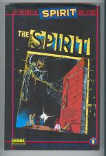 LOS ARCHIVOS DE THE SPIRIT nº01 (Will Eisner) cómic clásico superhéroes usa