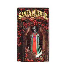 78 Santa Muerte Tarot Cards Deck Book of the Dead Board Party Game