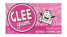 Glee Gum Bubblegum, 16-Piece Packages (Pack of 12) 12 ct