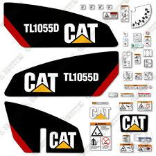 Caterpillar Tl1055d Telescopic Forklift Decal Kit Equipment Decals Tl 1055d