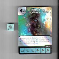 NORMAN OSBORN Uncommon Set 4 dice Marvel Dice Masters Guardians of the Galaxy