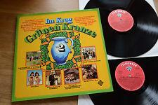 The jug to the Golden Kranze Folk Music Sampler 2lp Telefunken 6.28405 NM