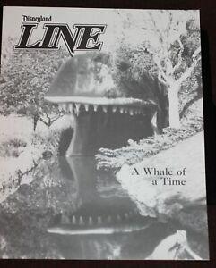 Disneyland Storybook Land Canal Boats 1990 Monstro Walt Disney Cast Member News