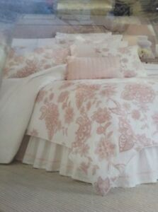 Croscill Classics Fiona King Comforter Set, 4 Pieces, NEW