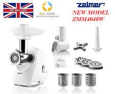 NEW Electric Kitchen ZELMER ZMM4048W new version 887.84 MEAT MINCER