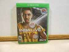 NBA Live 14 2014 Microsoft Xbox One NEW/SEALED (Kyrie Irving) Basketball Game
