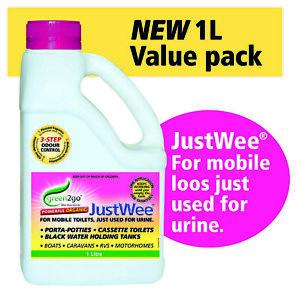 JustWee 1L Value Pack