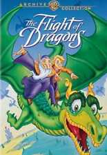 The Flight of Dragons NEW DVD