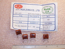 HUA JUNG CO LTD Y2X1103K0300AB1151 .01UF 310V~300V Capacitor New Qty-25