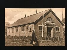Postcard Whiteabbey Memorial Hall Co. Antrim  Unposted, Photo 2926 Coon - PCBOX1