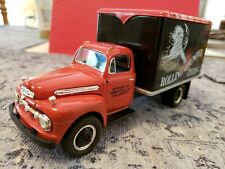 First Gear Rolling Thunder Cycles Ford 1951 F-6 Dry Goods Van 1:34 Scale Die