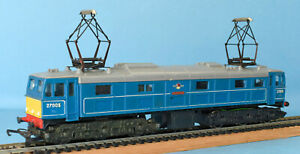 Tri-ang R351 Class EM2 Co-Co BR Electric Blue Nº 27000 Electra Renumbered 27005