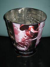 KINO BLECHEIMER Bucket Trinkbecher POWER RANGERS V1 NEU