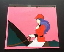 HELLO! LADY LYNN - Vivian Spencer Equestrian anime cel B3 w/ Genga ~ Ray Rohr