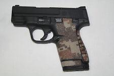 DIGITAL CAMO custom GRIP TAPE, FITS the SHIELD,HANDGUN, GUN, PISTOL,NONE SLIP