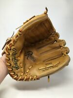 "Rawlings 13"" Baseball Glove RH Thrower Deep Well Pocket 9380 Hinged Pad"