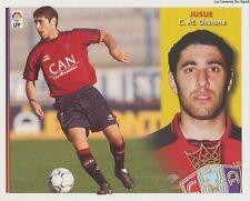 JUSUE # ESPANA CA.OSASUNA LIGA 2003 ESTE STICKER CROMO