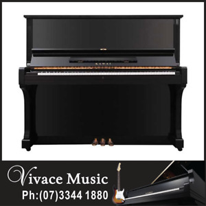 Kawai BL61 Preloved Upright Piano in Vivace Music Showroom (from $4495)