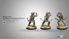 Infinity BNIB Hardcases, 2nd Irregular Frontiersmen Battalion 280173