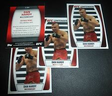 Dan Hardy 2011 Topps Title Shot Contenders UFC Card #C-DH 146 120 111 105 99 95