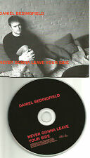 DANIEL BEDINGFIELD Never Gonna / if you're 4TRX3 MIXES & EDIT UK PROMO CD single