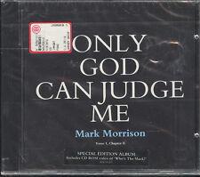 MARK MORRISON - ONLY GOD CAN JUDGE ME - CD (NUOVO SIGILLATO)