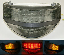 Tail Brake Turn Signals Integrated Light Smoke Fit 2000-2001 HONDA CBR 929 RR