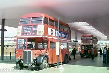 London Transport RT1282 Heathrow 1978 Bus Photo