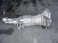 Mazda MX 5 Getriebe