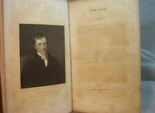 LIFE JOHN EMORY BISHOP METHODIST EPISCOPAL CHURCH controvery ANTIQUE OLD BOOK