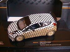FORD FIESTA S2000 TEST CAR 2009 GREYSTOKE FOREST IXO RAM443 1/43 M WILSON LHD