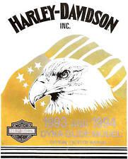 1993 & 1994 HARLEY-DAVIDSON DYNA GLIDE SERVICE MANUAL -NEW SEALED-FXDL-FXDWG