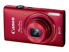 Canon PowerShot ELPH 130 IS  16.0 MP Digital Camera - Red New! FREE SHIPPING