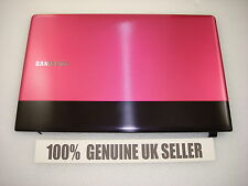 New Samsung NP300EA PINK Screen Lid Rear Cover BA75-03941A &  Wifi Cable (380)